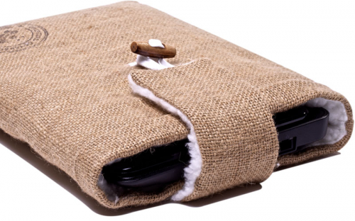 Jute NetBook Sleeve