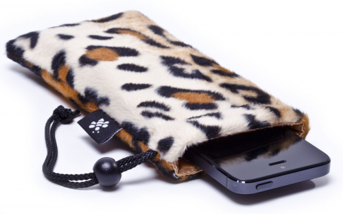 Leopard iPhone Sleeve 2