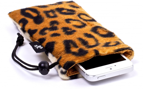Leopard iPhone Sleeve