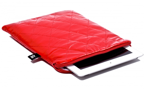 Red iPad mini Sleeve