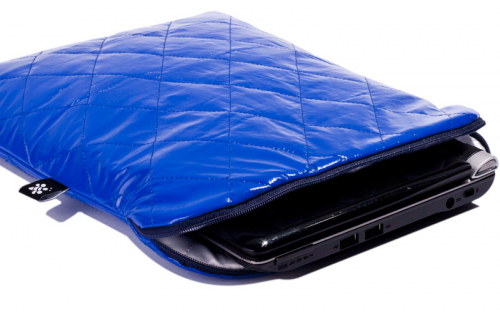 Blue Netbook Sleeve