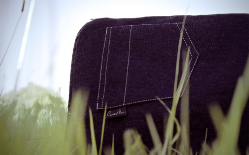 Denim (jeans) iPad sleeve 8