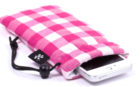 Pink iPhone Sleeve - Pink Candy