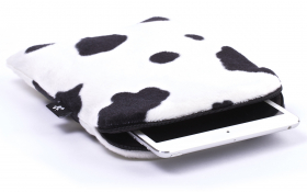 Cow iPad mini Sleeve - Lazy Cow