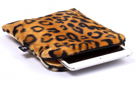 Leopard iPad mini Sleeve - Posh Leopard