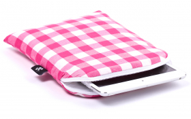 Pink iPad mini Sleeve - Pink Candy