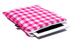 Pink iPad Sleeve - Pink Candy