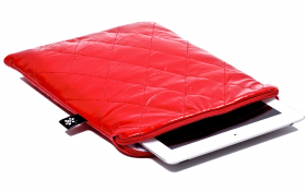 Red iPad Sleeve - VIP Lounge