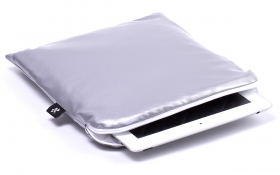 iPad Air Sleeve Silver – Crystal Creation