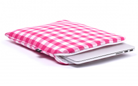 Pink Laptop Sleeve - Pink Candy