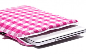 Pink Macbook Sleeve - Pink Candy