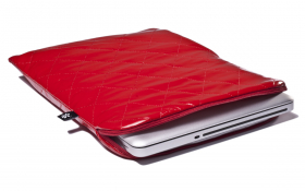 Red Macbook Sleeve - VIP Lounge