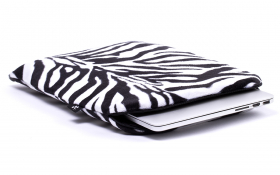Zebra Macbook Sleeve - Zebra Mania