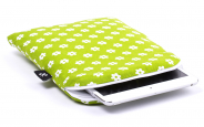 Green iPad mini Sleeve