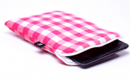 Pink iPad mini Sleeve 1