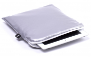 iPad Sleeve Silver
