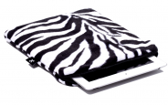 Zebra iPad Sleeve