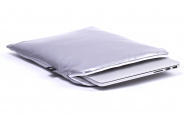 Laptop Sleeve Silver