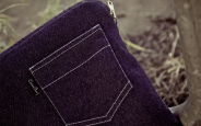 Denim (jeans) iPad sleeve 4